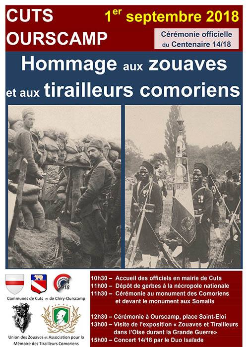 Zouaves Tirailleurs Cuts Ourscamp