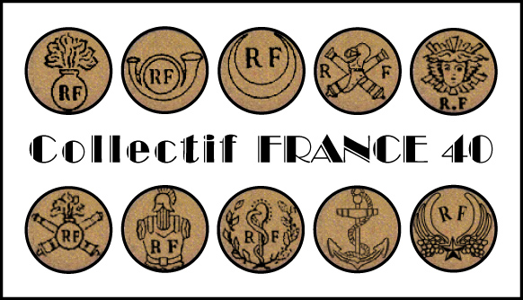 Collectif France 40 - 1940