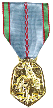 medaille commemorative 1940-1945